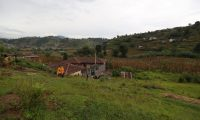 En Chicajalaj, del paisaje sobresalen las casas de dos plantas, sobre los rústicos inmuebles de adobe. (Foto Prensa Libre: Álvaro González)