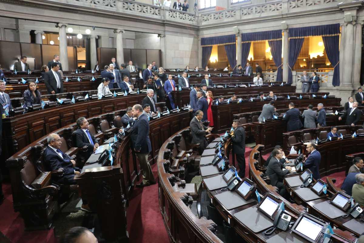 En una carrera contrarreloj, Congreso buscaría ejecutar agenda que beneficie sus intereses