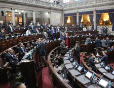 El Congreso busca modificar la Ley de la Carrera Judicial. (Foto Prensa Libre: Hemeroteca PL)