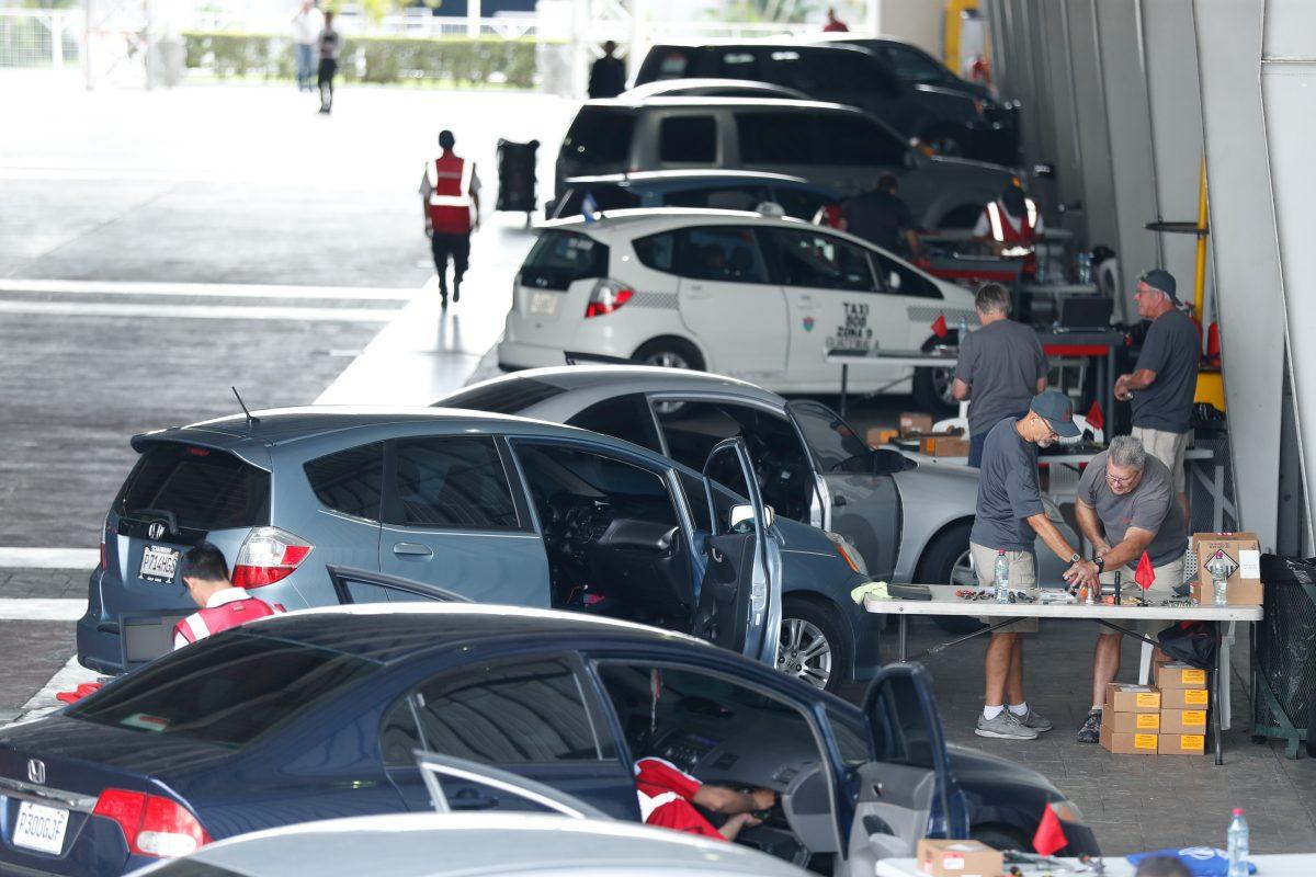 ¿Por qué Honda llamó a miles de autos para cambio de bolsas de aire?