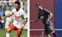 Cristiano Ronaldo y Lionel Messi tendrán una nueva batalla por los goles. (Foto Prensa Libre: )