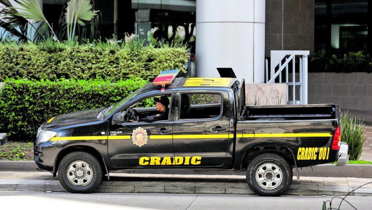 La PNC indica que con base a denuncias se estableció que los asaltos son frecuentes en las zonas 9, 4 y 1 de la Ciudad de Guatemala.(Prensa Libre: Hemeroteca PL)