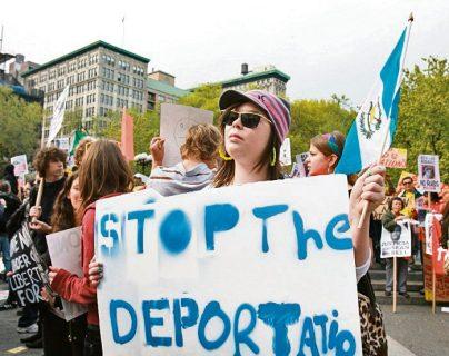 Líderes migrantes en EE. UU.  se sienten más perseguidos y en riesgo