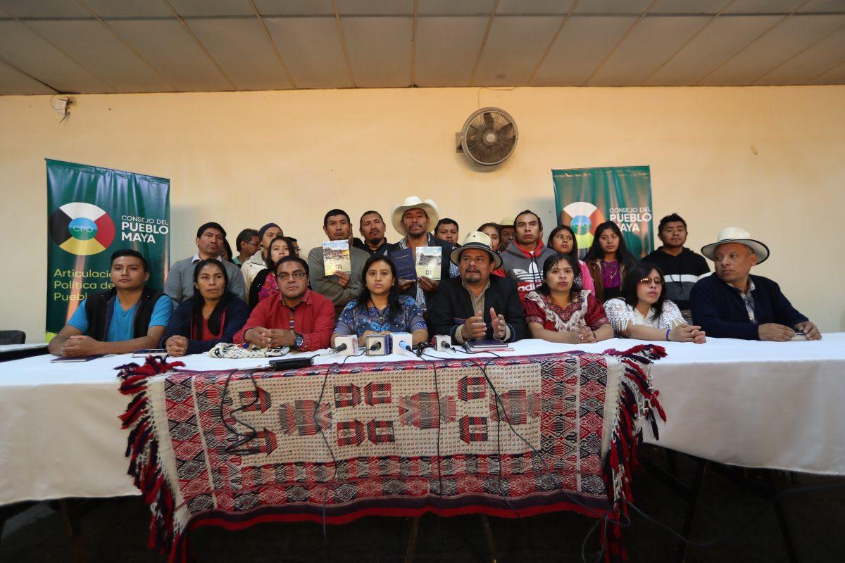 Tres argumentos del Consejo del Pueblo Maya para rechazar los resultados del Censo