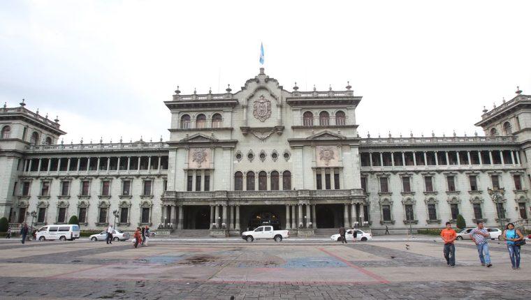 El Ejecutivo hará la convocatoria para un Consejo de Estado que contribuya a la solución de los problemas del país. (Foto Prensa Libre: Hemeroteca PL)