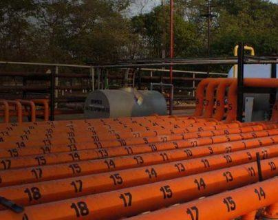 En el país operan 9 campos petroleros y un oleoducto. (Foto, Prensa Libre: Hemeroteca PL).