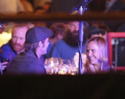 Brad Pitt tiene un nuevo amor: El actor estaría saliendo con una famosa diseñadora
