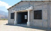 El Centro de Capacitación para Mujeres, en El Ingeniero de Chiquimula, están en abandono. (Foto Prensa Libre: Mario Morales)