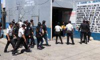 El Centro Preventivo para Hombres en Santa Cruz del Quiché está ubicado en el centro de la ciudad. (Foto Prensa Libre: Héctor Cordero)