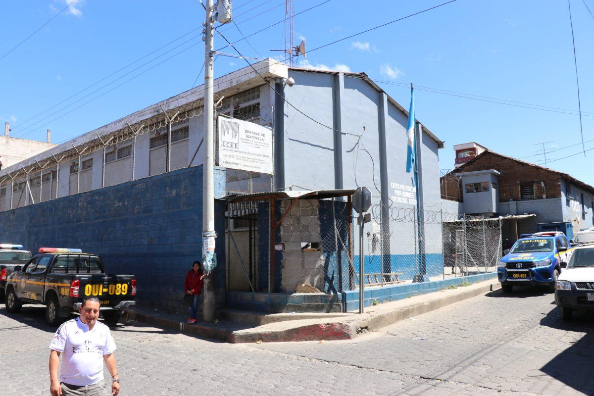 Solicitan traslado del Centro Preventivo para Hombres de Santa Cruz del Quiché