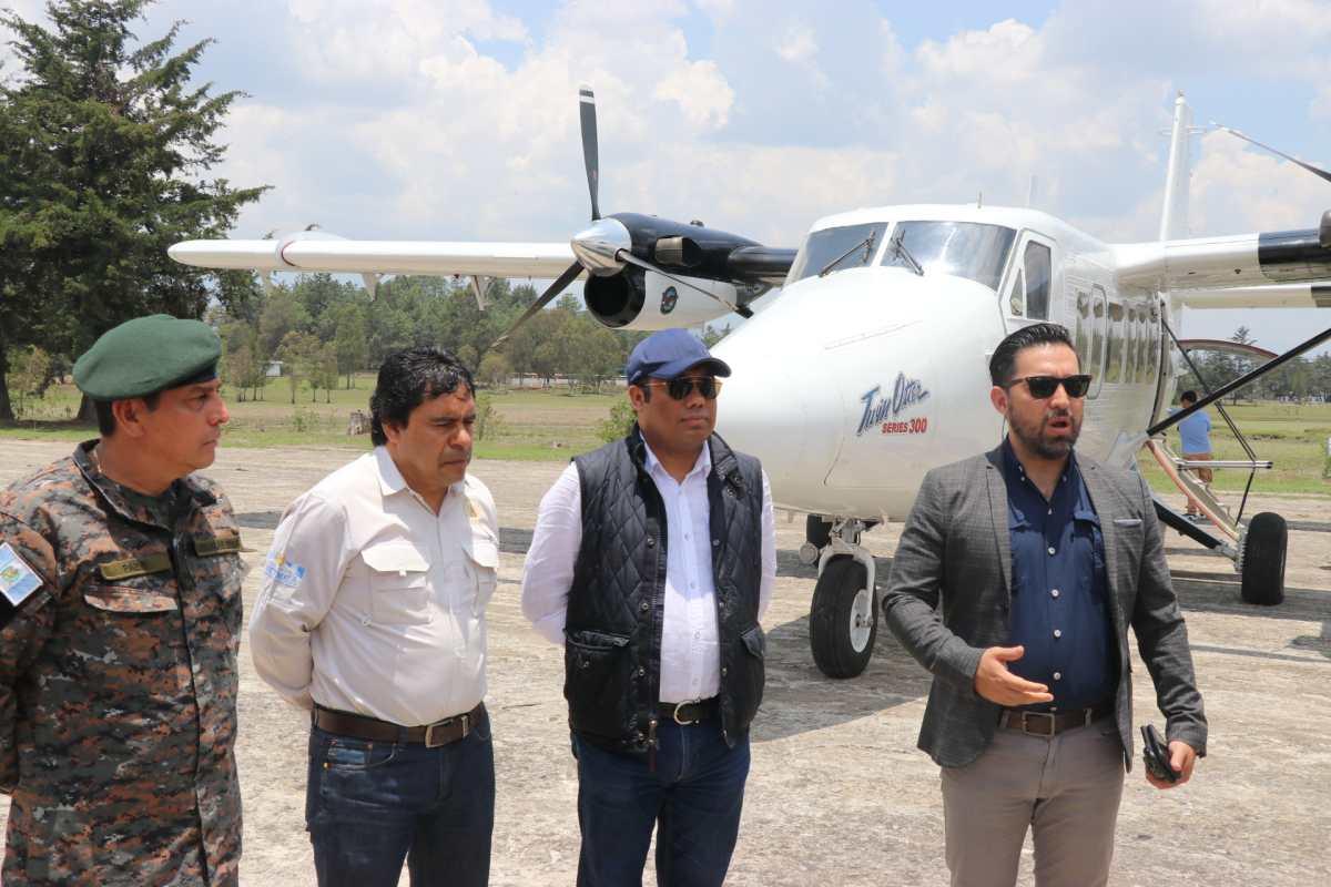 ¿Por qué no despega el proyecto del aeródromo en Quiché?