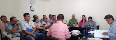 Juzgado de Instancia Penal de Suchitepéquez declaró falta de mérito a favor del Concejo de Mazatenango. (Foto Prensa Libre)