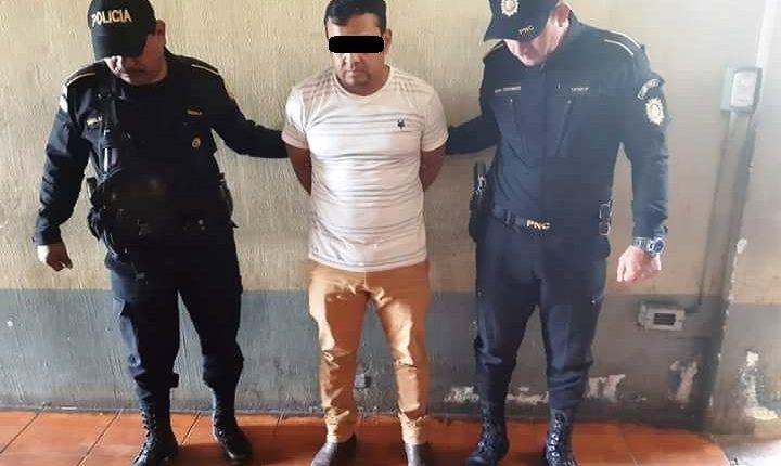 Gilmar Alfonso Gramajo Arreaga fue detenido sindicado del crimen contra el periodista  Gilmar Alfonso Gramajo Arreaga. (Foto Prensa Libre]: Cortesía)