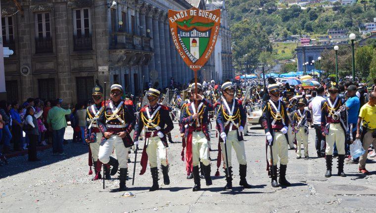 Del 10 al 22 de septiembre Xela festejará una edición 135 de la Feria Centroamericana de la Independencia. (Foto Prensa Libre: Cortesía)