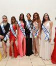 Este lunes 9 de septiembre llegan a Xela las reinas internacionales a Xelafer 2019. (Foto Prensa Libre: Esbín García)