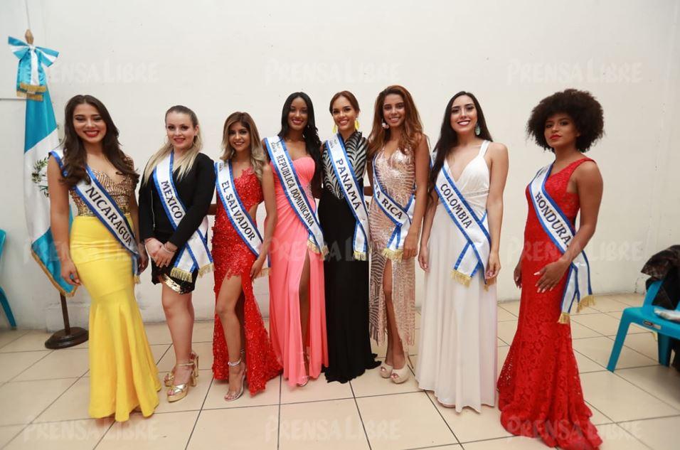 Fotogalería: Hoy llegan las reinas nacionales e internacionales a Xela
