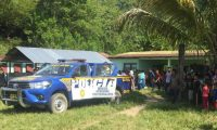 El ministerio de Gobernación prepara plan de atención en el estado de sitio. (Foto Prensa Libre: Dony Stewart)
