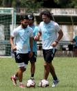 El delantero mexicano Agustín Herrera espera continuar con la racha goleadora en la Liga Concacaf. (Foto Prensa Libre: Carlos Vicente)