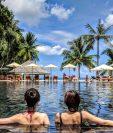 Vuelva a aplicar protector solar cada dos horas e inmediatamente después de nadar o de sudar mucho.  (Foto Prensa Libre: Servicios)