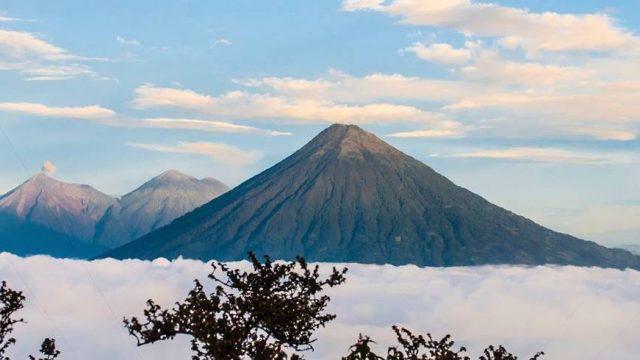 La ruta de los volcanes en Guatemala que debe conocer