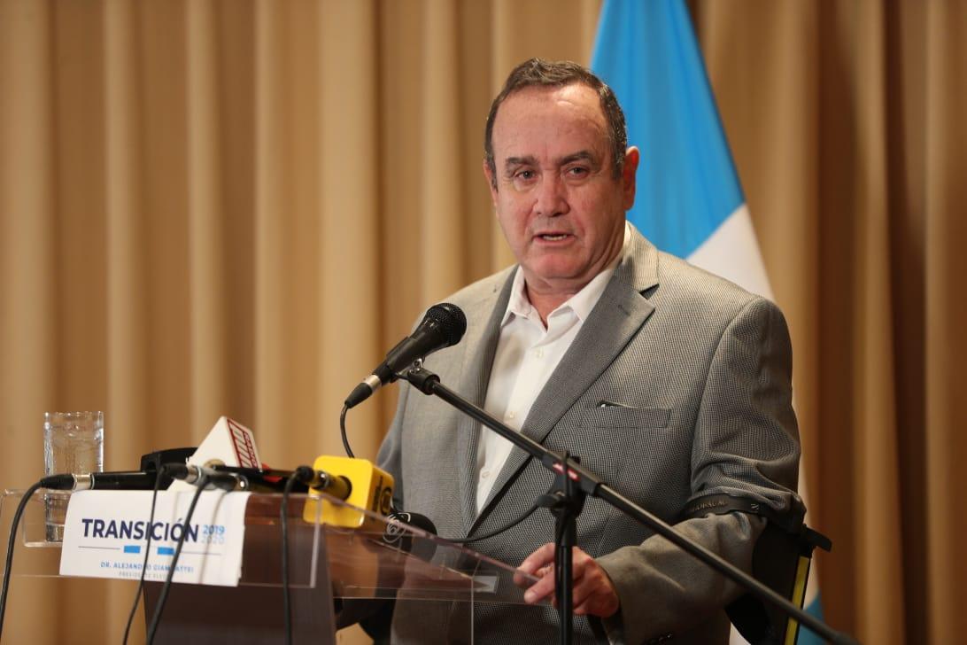 Giammattei desconocerá relación con Venezuela cuando asuma como presidente