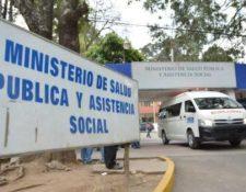 En este caso hay vinculados un exministro de Salud, sindicalistas y abogados. (Foto Prensa Libre: Hemeroteca PL)