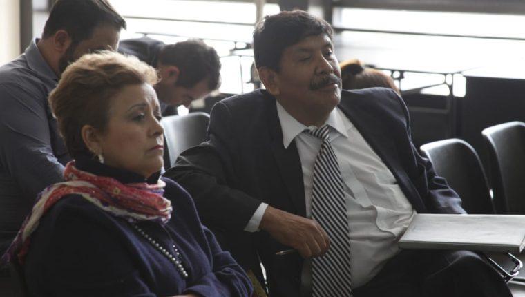 El exalcalde de La Antigua Guatemala Adolfo Vivar Marroquín (Foto Prensa Libre: Noé Medina)