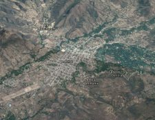 Paulina Cruz fue asesinada a pocos metros de sus casa en una comunidad de Rabinal, Baja Verapaz. (Foto: Google Maps)