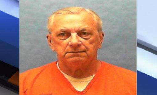 James Dailey, de 73 años, será ejecutado el próximo 7 de noviembre. (Foto del sitio wtxl.com)