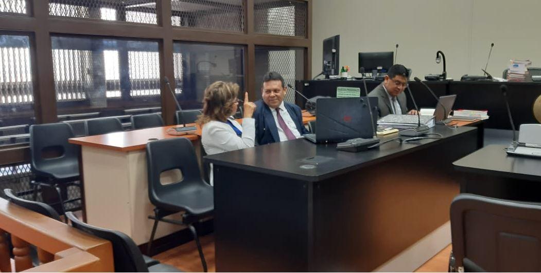 Sandra Torres llega a tribunales por caso de financiamiento no reportado