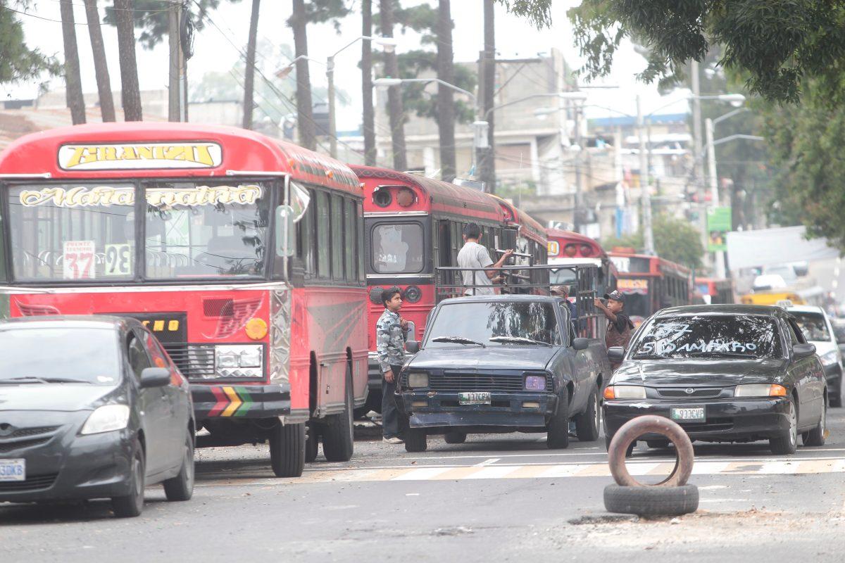 PDH asegura que usuarios de transporte público y pilotos prefieren no denunciar asaltos
