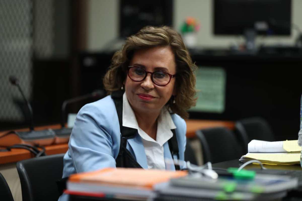 Sandra Torres no tiene trastorno mental, concluye el Inacif