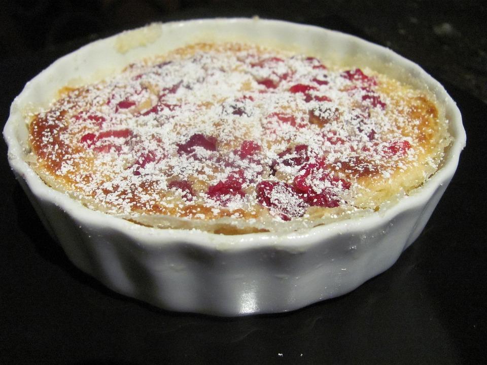 Clase de cocina francesa: Clafouti de mora