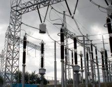 Las exportaciones de energía eléctrica sumaron US$236 millones a noviembre con un crecimiento del 43%. (Foto Prensa Libre: Hemeroteca)
