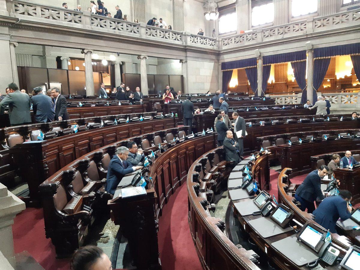 """Así será la primera sesión de la Comisión """"anti-Cicig"""" de este lunes"""