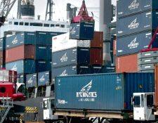 Las exportaciones de ciertos productos de alimentos y bebidas están cayendo respecto del 2019 según la CGAB. (Foto, Prensa Libre: CGAB).