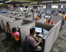El sector empleador propuso la discusión de un salario regional, así como un proceso de promoción de carreras técnicas dirigido a la población joven, en las comisiones paritarias. (Foto Prensa Libre: Hemeroteca)