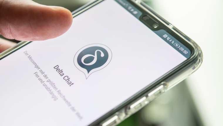 Para utilizar la aplicación Delta Chat de Messenger, los usuarios sólo necesitan una dirección de correo electrónico. (Foto Prensa Libre:  Robert Günther/DPA).