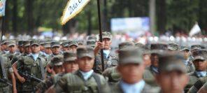 Armamento será utilizado para enfrentar el crimen organizado transacional. (Foto Prensa Libre: Hemeroteca PL)