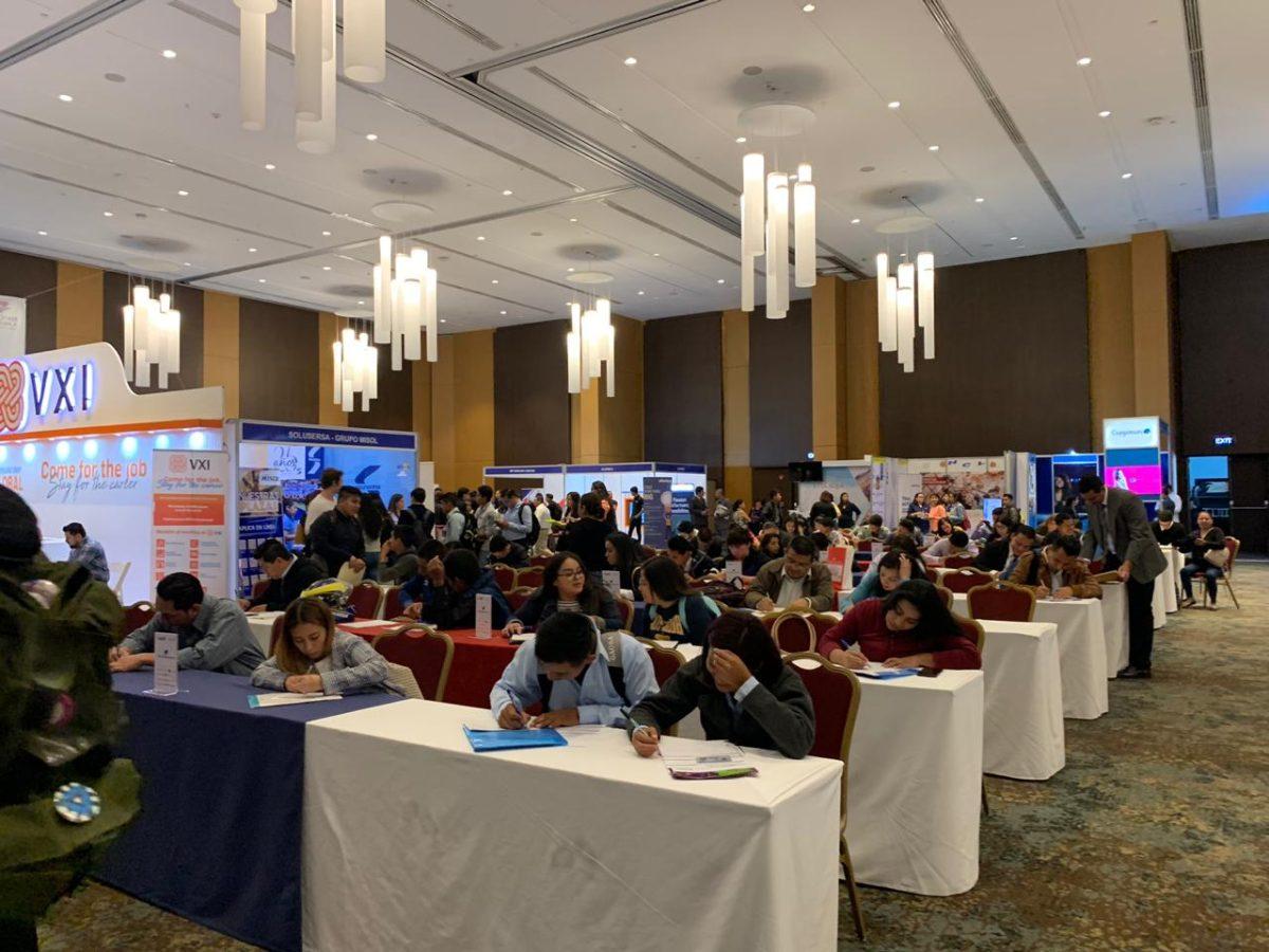 Tercer Festival del Empleo de AmCham ofertará más de 280 plazas de trabajo en Occidente