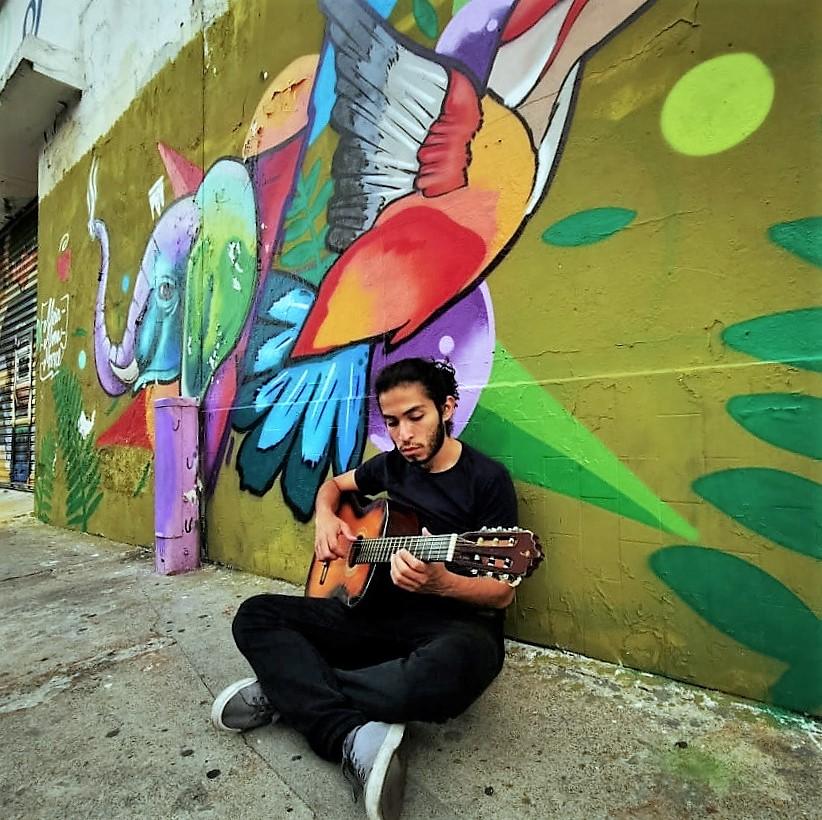 Un concierto con Jorge Guzmán