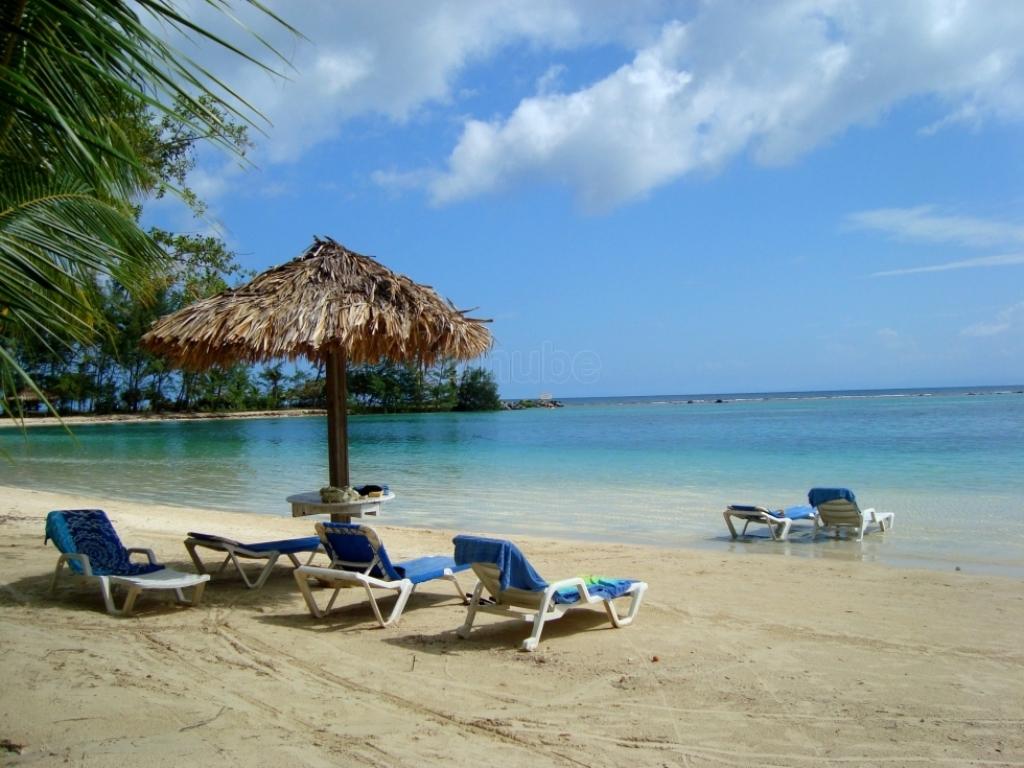 Un hermoso tesoro tropical en el Caribe hondureño