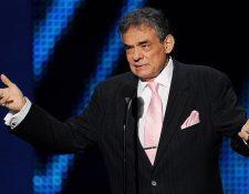 José José, uno de los cantautores más exitosos de Latinoamérica. (Foto: AFP)
