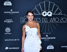 Kate del Castillo la última semana se septiembre participó en El hombre del año 2019, de la revista GQ (Foto Prensa Libre:  Eyepix/Sipa USA).