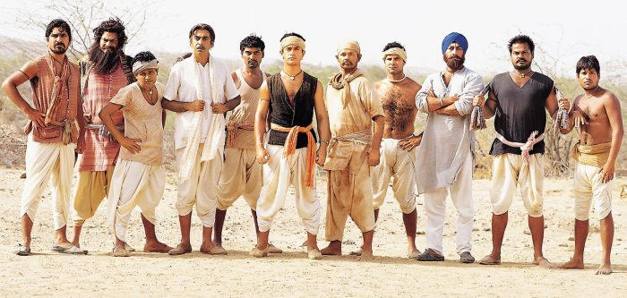 Acción, intriga, grandes bandas sonoras y mucho baile forman parte de las películas de Bollywood. En la imagen, la cinta Lagaan, de 2001. (Foto: Hemeroteca PL).