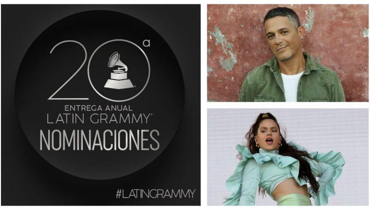 Alejandro Sanz, con ocho candidaturas y  Rosalía, con cinco, son los españoles que lideran las nominaciones de la 20 edición de los Latin Grammy, que se celebrará el próximo 14 de noviembre en Las Vegas. (Foto Prensa Libre: Hemeroteca PL)