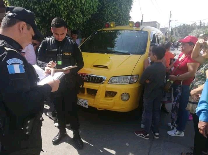 Atropellan a niños que participaban en desfile de Independencia
