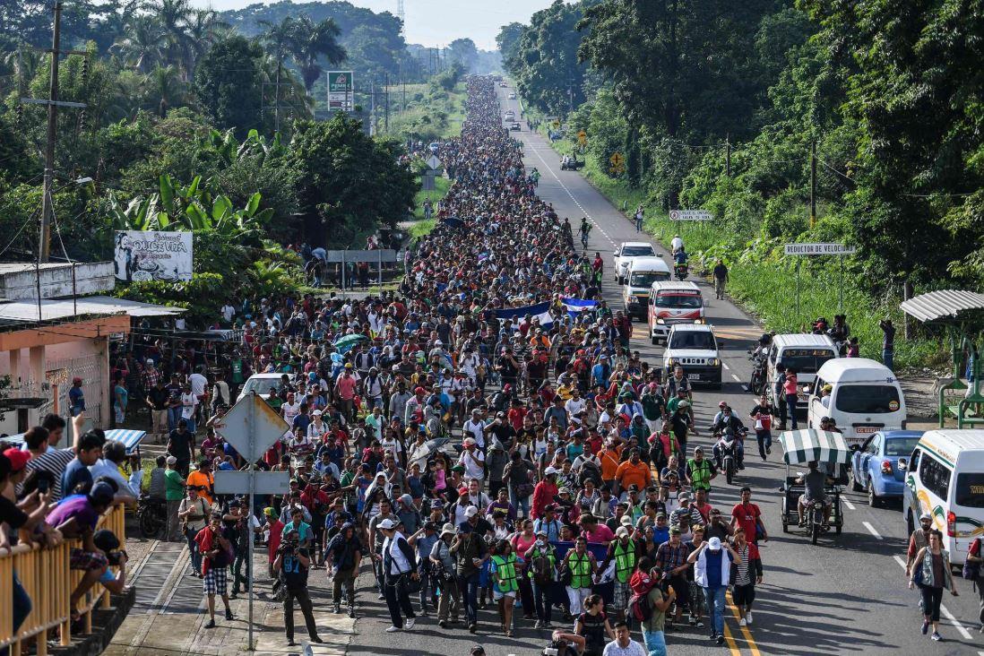 Cuánto pagan en promedio los centroamericanos para migrar a Estados Unidos
