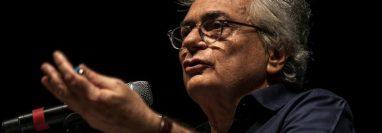 Moisés Naím uno de los intelectuales más influentes y prestigioso columnista. (Foto Prensa Libre: Moises Naim)
