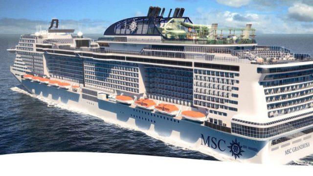 Foto. MSC Cruceros